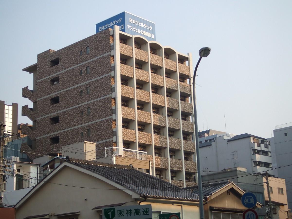 アスヴェル心斎橋東Ⅱ