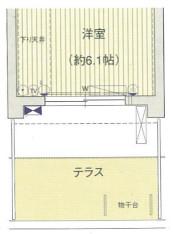 プレサンス京都四条烏丸物件画像4