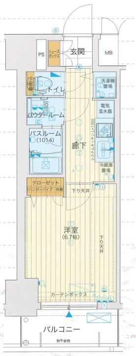 LAV★心斎橋WEST物件画像3