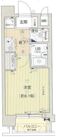 プレサンス京都四条烏丸物件画像3