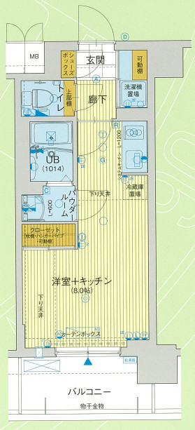 アスヴェル兵庫駅前物件画像3